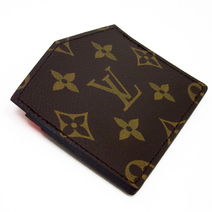 Auth louis vuitton monogram porte cartes simple tribal for Porte carte ysl