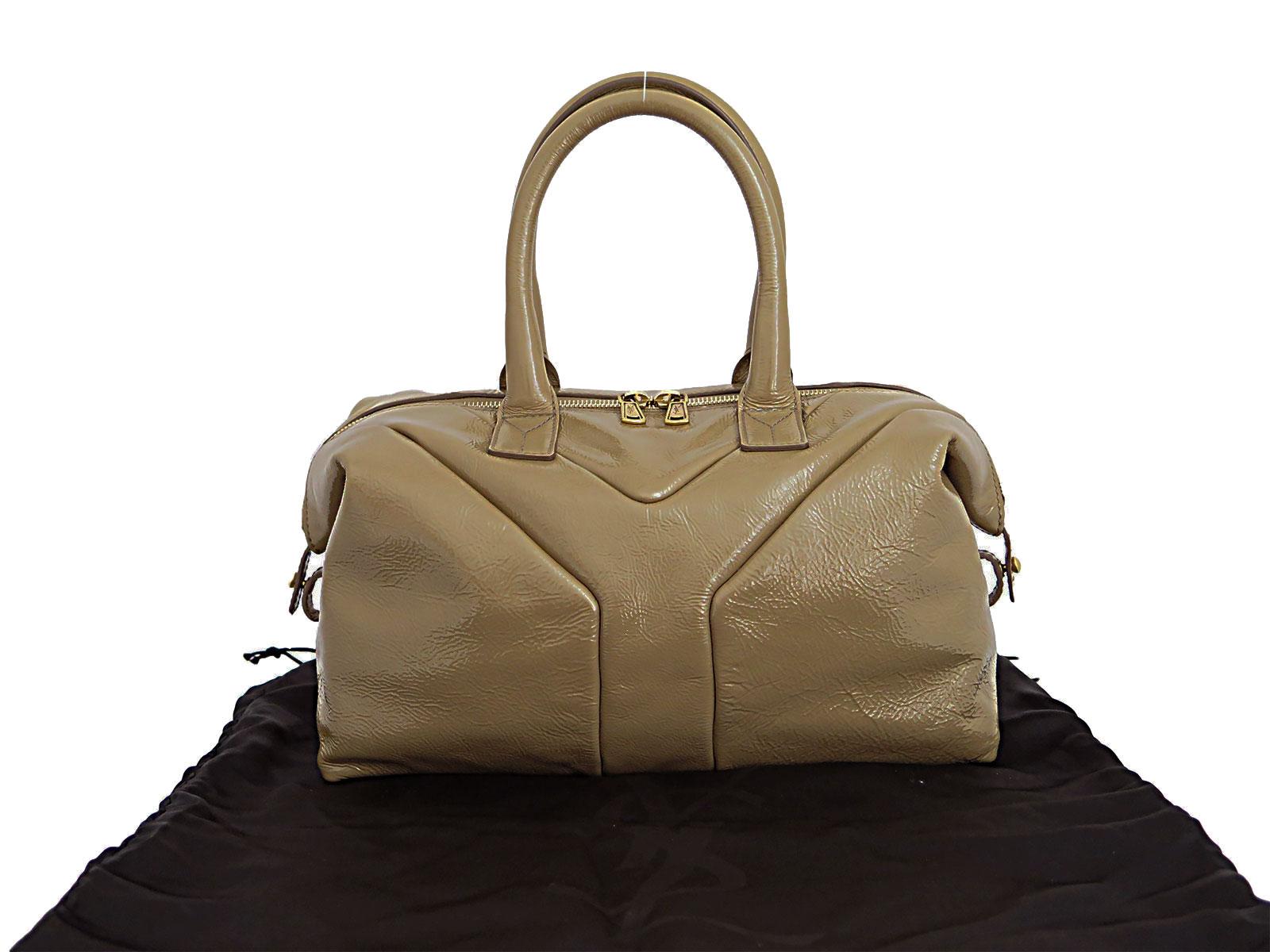 5a829c92079ef Yves St Laurent Handbag Ebay
