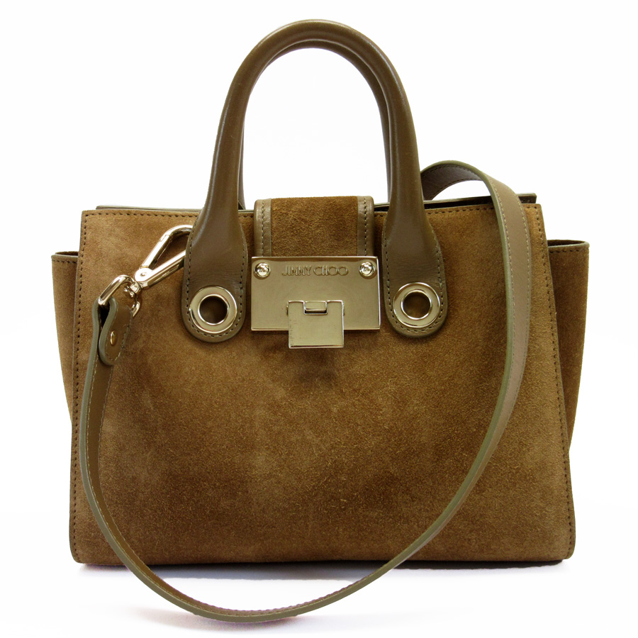 Image Is Loading Auth Jimmy Choo Riley S Tote 2 Way