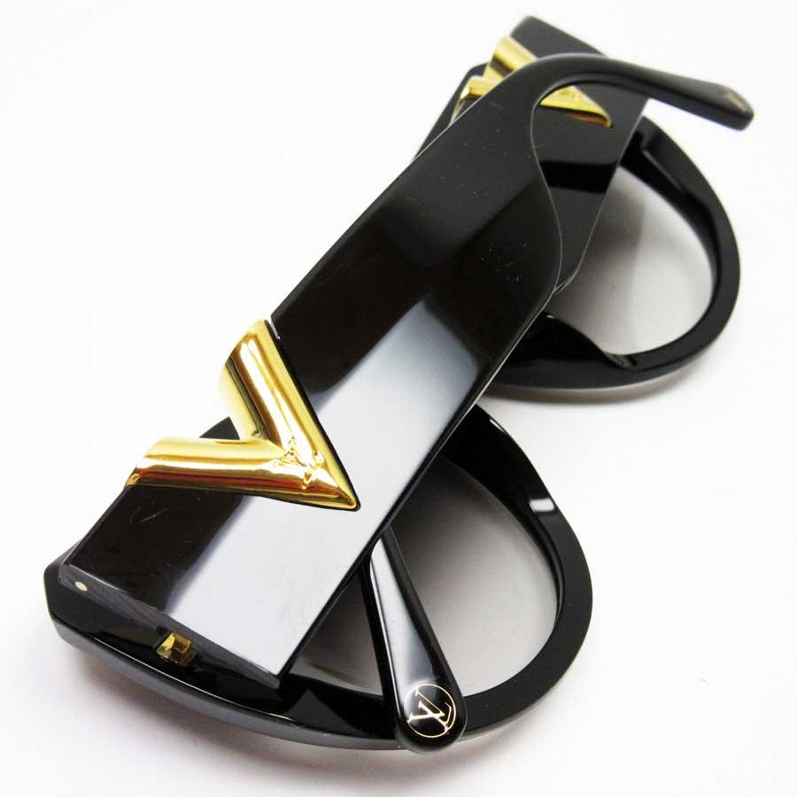 88e30d7c5b Auth Louis Vuitton MY FAIR LADY SUNGLASSES Sunglasses Black Z0902E - h20681  3 3 of 12 See More