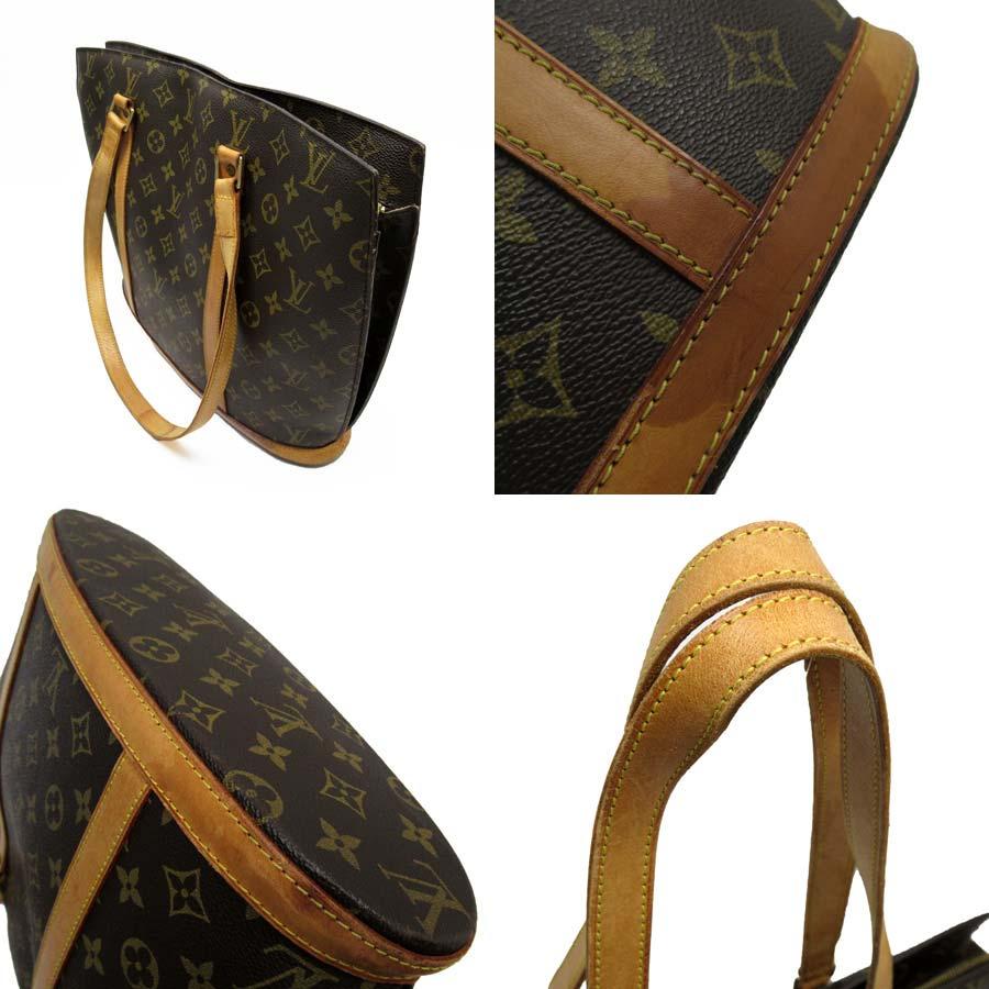 thumbnail 2 - Auth-Louis-Vuitton-Monogram-Babylone-Shoulder-Bag-Brown-M51102-h25129a