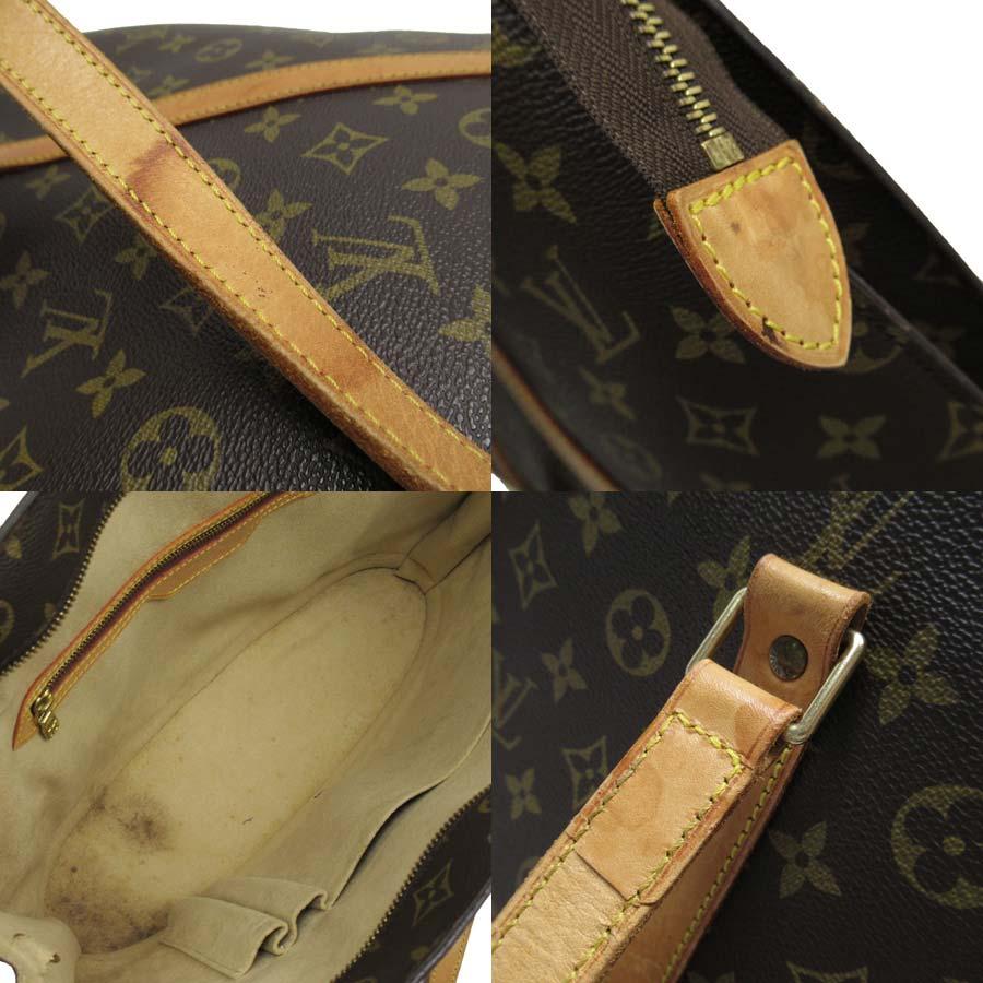 thumbnail 3 - Auth-Louis-Vuitton-Monogram-Babylone-Shoulder-Bag-Brown-M51102-h25129a