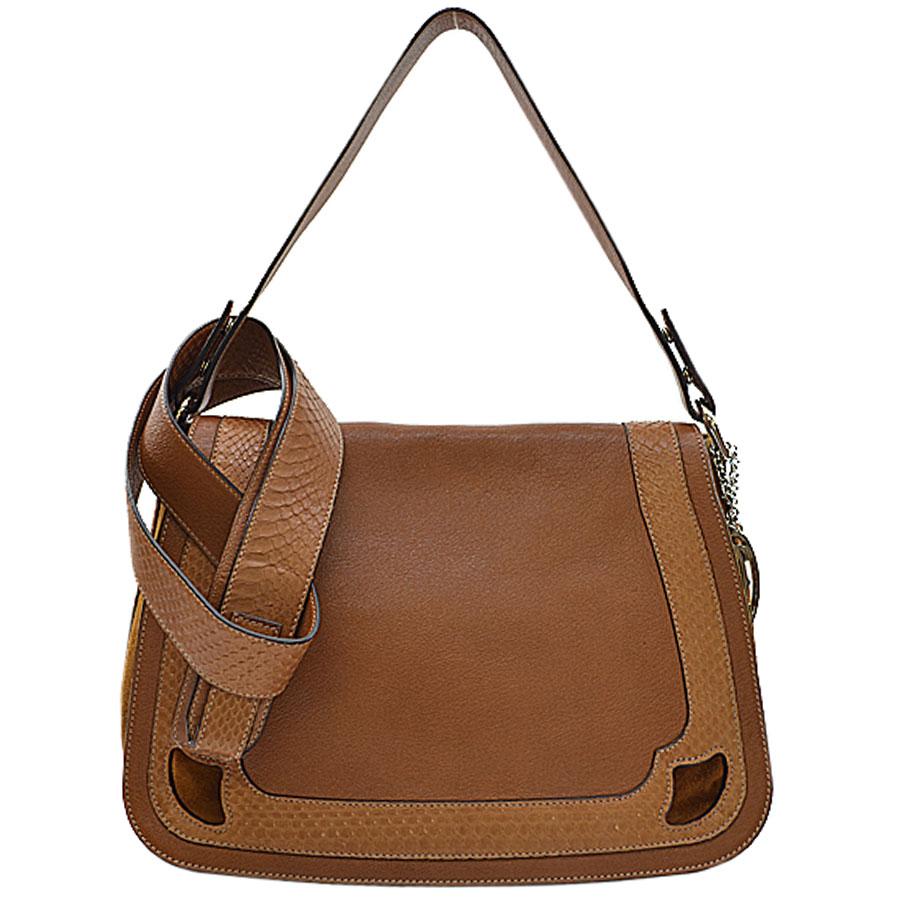 Image Is Loading Auth Cartier Marcello De 2 Way Handbag