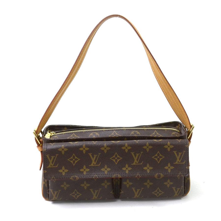 Louis Vuitton Monogram Canvas Shoulder Bag cXQi5k0RT